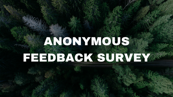 anonymous employee feedback survey