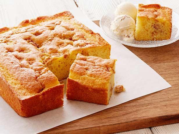 apple cake for thanksgiving potluck