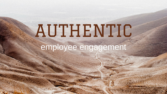 authentic employee engagement