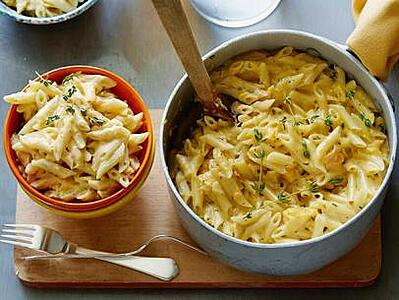 butternut mac and cheese for thanksgiving potluck