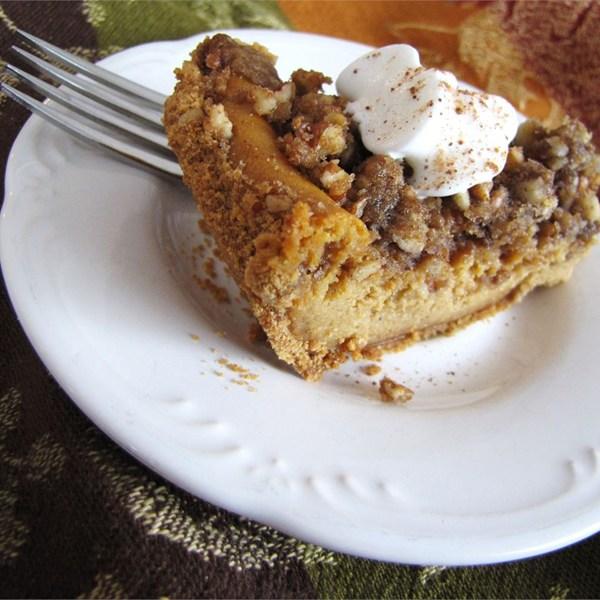 cheesecake for thanksgiving potluck