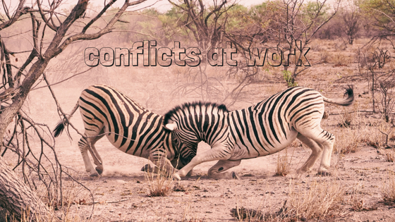 conflicts at work