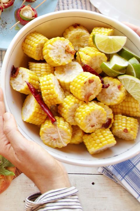 Corn recipe for summer
