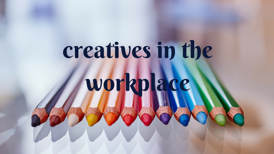 creatives in the workplace