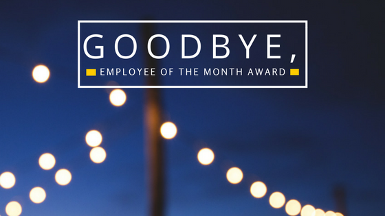 Employee recognition strategies