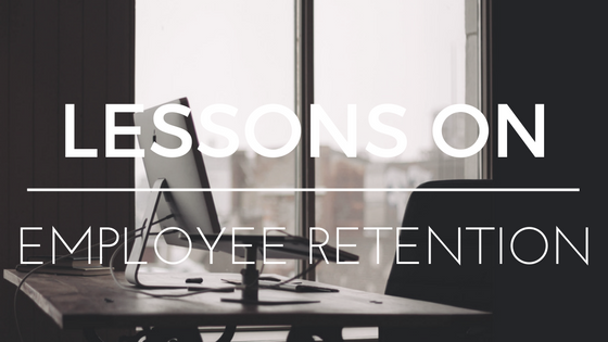 Employee retention lessons