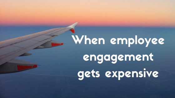 expensive employee engagement