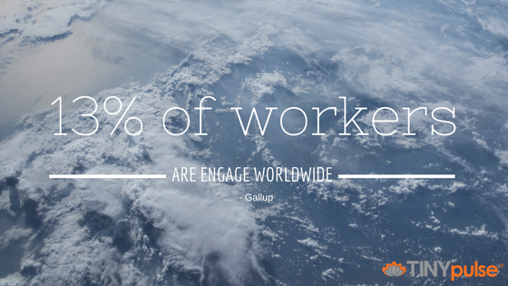 Global employee engagement