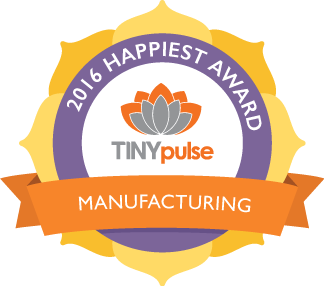 Best Companies to Work For: ANEST IWATA USA - Provided by TINYpulse
