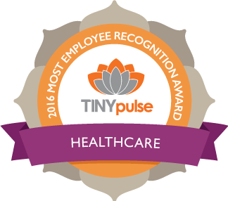 Best Companies to Work For: Confidental - Provided by TINYpulse