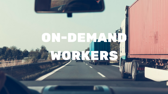 on-demand workers demographics