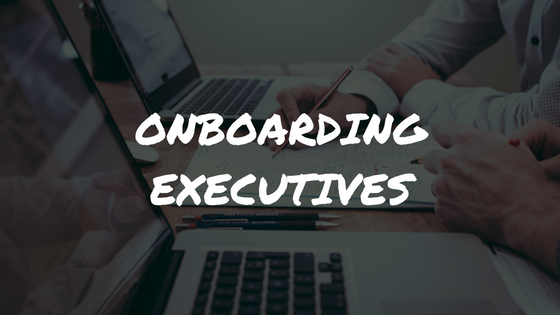 employee onboarding for executives