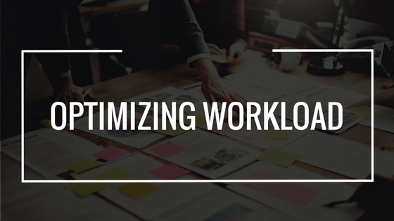 Optimizing workload