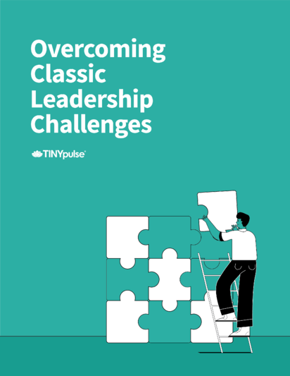 overcome classic leadership challenges