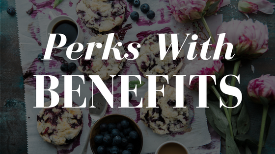 Perks with great ROI