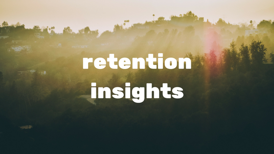 employee retention insights