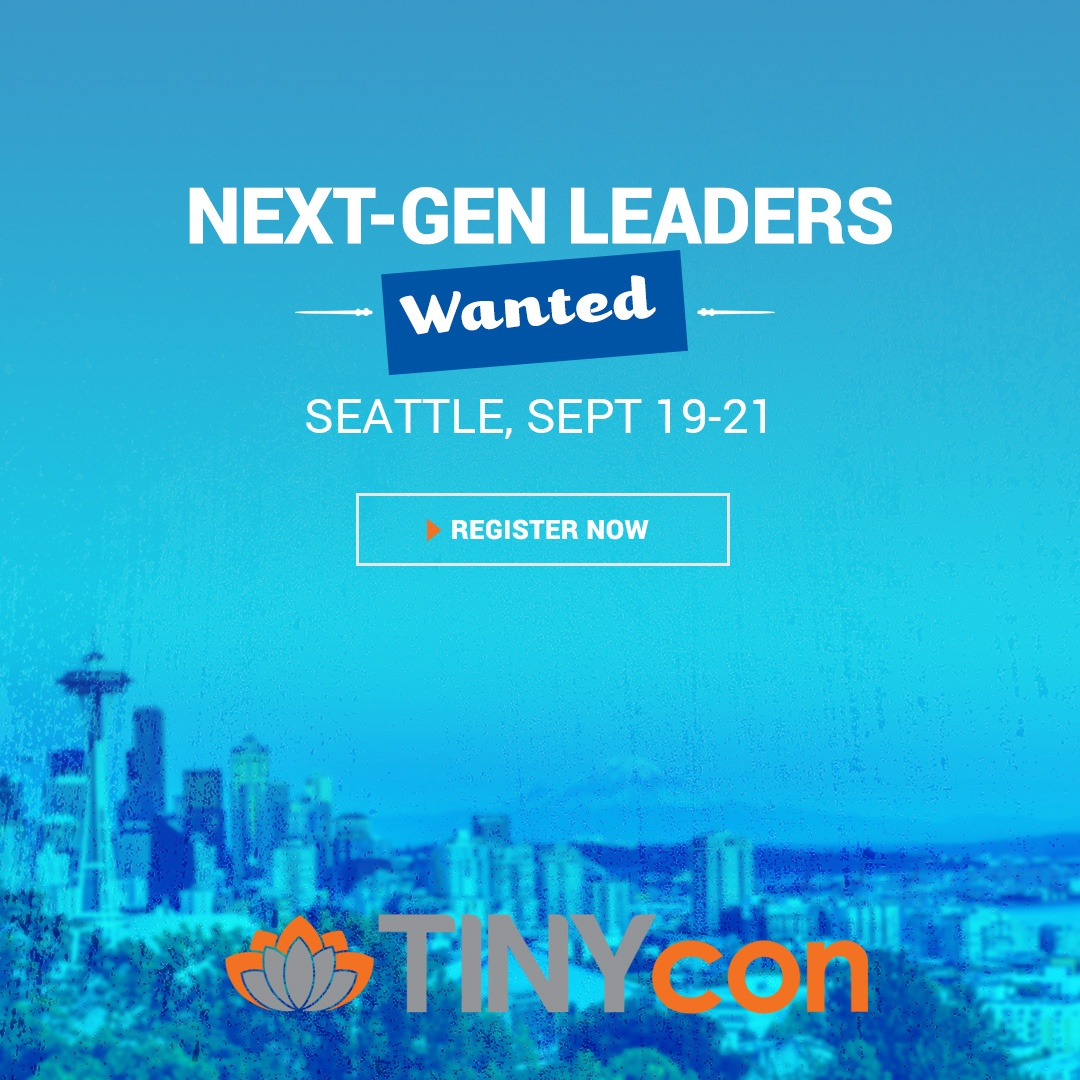 TINYcon in Seattle, September 19-21