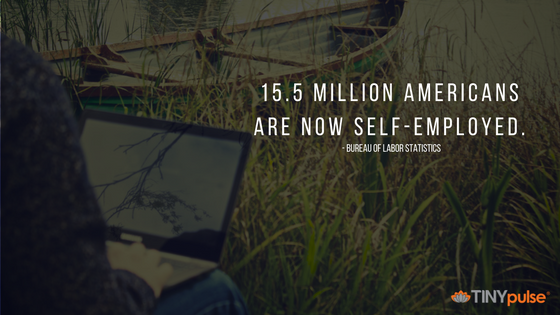 self-employed americans