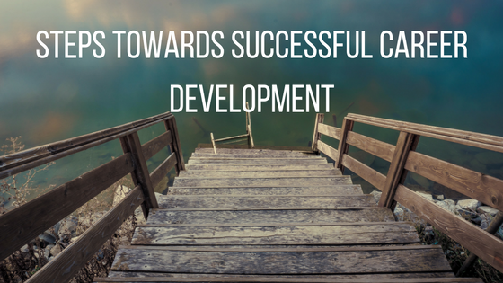 steps to successful career development