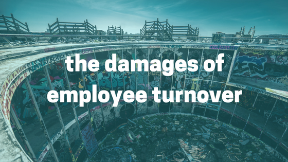 the damages of employee turnover