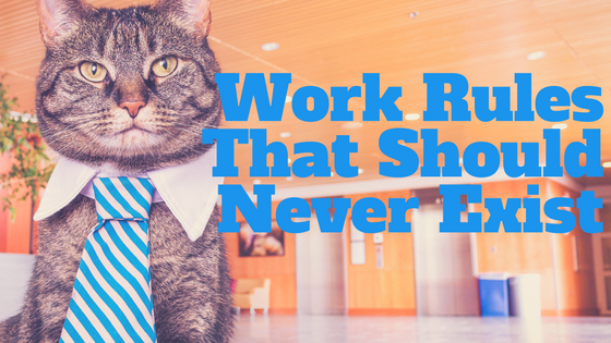 Worst Workplace Rules From Reddit