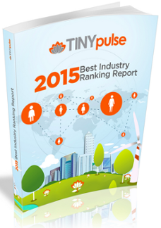 2015_Best_Industry_Ranking_Report_by_TINYpulse
