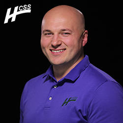 Admir Hadziabulic, Technical Services Supervisor and TINYpulse Administrator