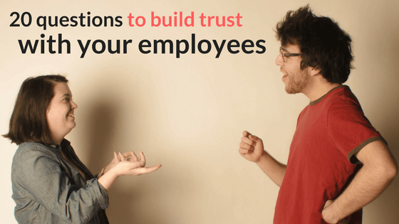 20 Getting-to-Know-You Questions For Work That Build Trust