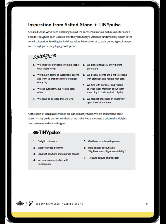 Culture Code Workbook3