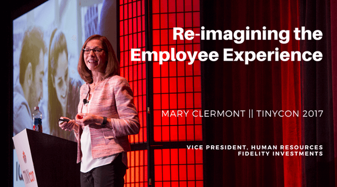 Reimagining the Employee Experience at Fidelity Investments