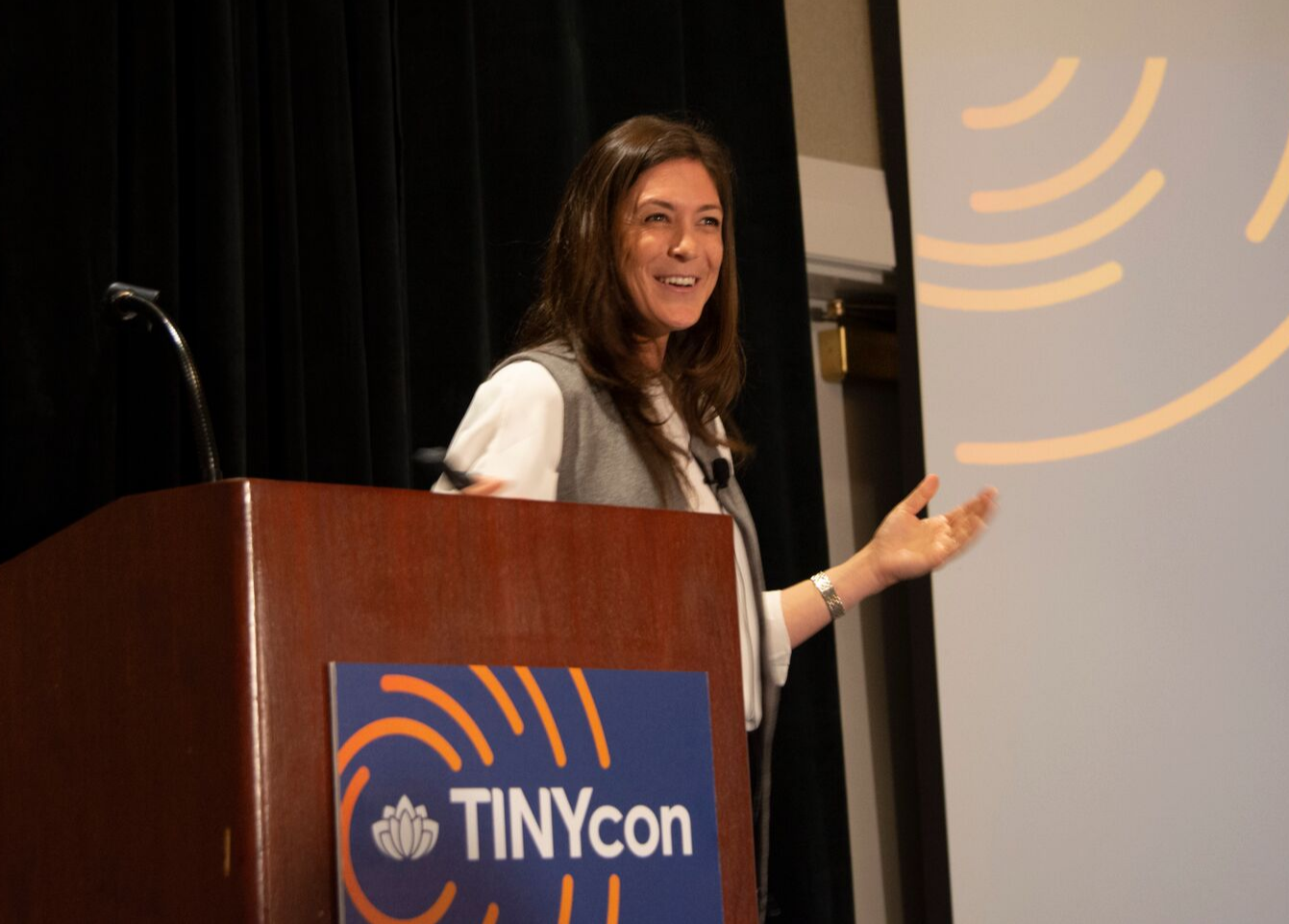 Mary Miller TINYcon