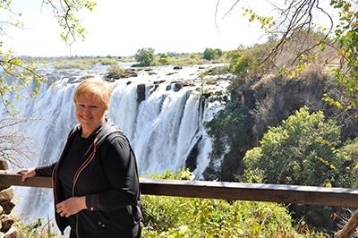 Roz_Nielsen_at_Victoria_Falls_Zambia